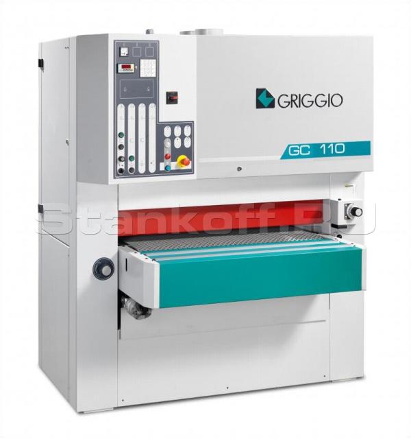 Калибровально-шлифовальный станок GC 95/2-150 RR