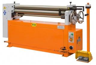 Электромеханический листогиб трехвалковый ESR-1300х6.5