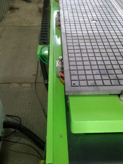 Фрезерный станок с ЧПУ с воздушным охлаждением TS 1325D