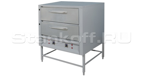 Шкаф пекарский 2x-секционный ШПЭоц-2