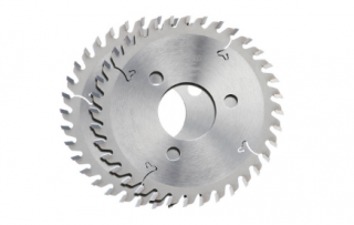 Пила дисковая твердосплавная пазовая DEKOR 100*30*4,0/3 z20 F