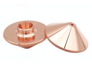 Оригинальное одинарное сопло 3,5 мм Worthing WSX CT-D-35 для оптоволоконного лазера