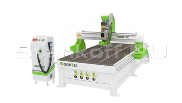 Фрезерно-гравировальный станок с ЧПУ WoodTec HP 1325