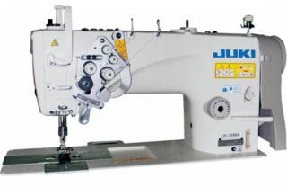 Двухигольная промышленная швейная машина JUKI LH-3588AG