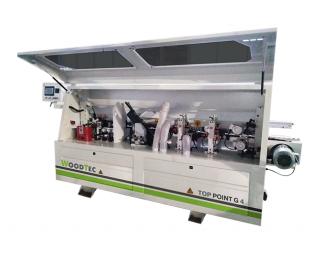 Автоматический кромкооблицовочный станок WoodTec TOP POINT G 4