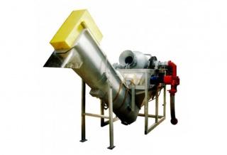 Аппарат для паротермической очистки корнеплодов от кожуры ПОК-А9
