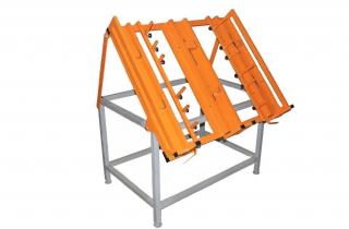 Монтажный стол для изготовления поддонов МСТ-1200