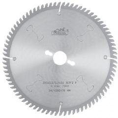 Отрезные диски с твердосплавными напайками для резки цветных металлов и пластика 380 х 3,6/2,8