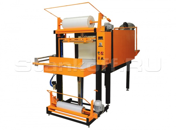 Полуавтоматическая термоупаковочная машина ТМ-1П
