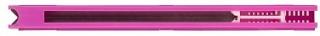 Розовый картридж со скобами 7 мм (275 скоб)