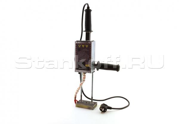 Нагреватель для термоклейм с регулятором мощности TRD