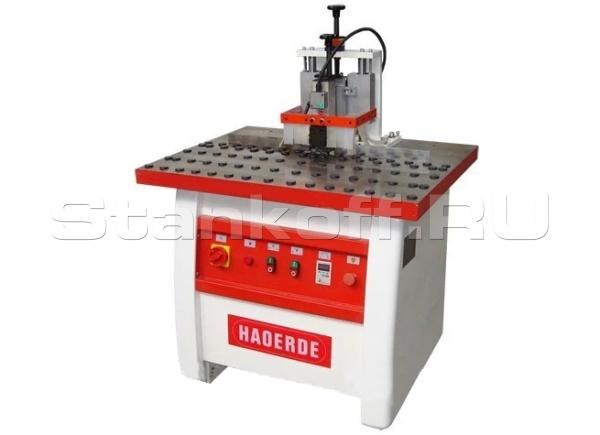 Станок для снятия свесов кромочного материала HED-S60A