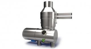 Сепаратор сливкоотделитель с ручной выгрузкой РОТОР-ОС-1