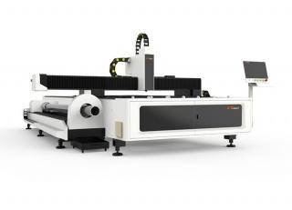 Оптоволоконный лазерный станок для резки листового металла и труб XTC-1530HT/1500 Raycus