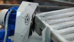Станок для подрезания углов на поддоне Стилет УЗС-2