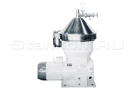 Сепаратор для осветления фармацевтических продуктов Ж5-АСЭ-Б