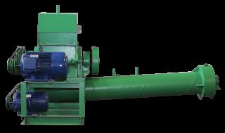 Дробилка моющая для полимеров DSM-480