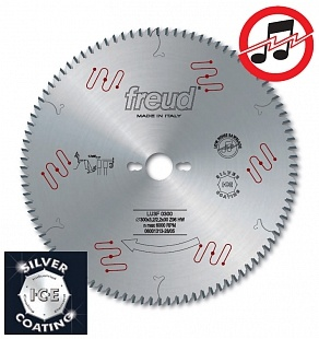 Пила дисковая для раскроя ЛДСП без подрезки FREUD LU3F 0200