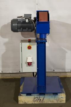 Многоскоростной ленточно-шлифовальный станок ЛГ-100М