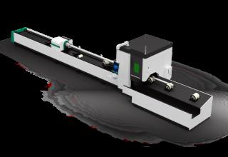 Оптоволоконный лазерный труборез  с ЧПУ OR-TG 6020/1500 Raycus