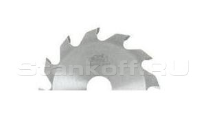 Пазовые пильные диски Pilana с твердосплавными режущими пластинками 180-4