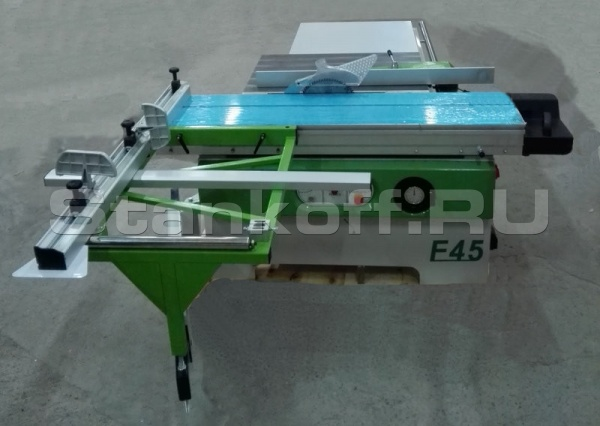 Форматно-раскроечный станок с роликовой кареткой E45-1600
