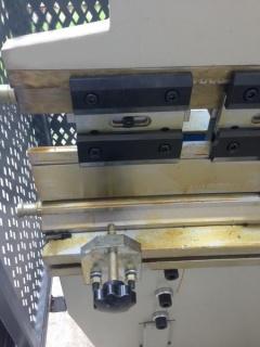 Гидравлический листогибочный пресс WC 67K 100/3200 с ЧПУ Estun 21