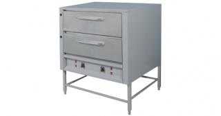 Шкаф пекарский для выпечки 2х-секционный ШПЭн-2