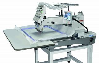 Промышленная одноголовочная вышивальная машина VE 23CW-TS