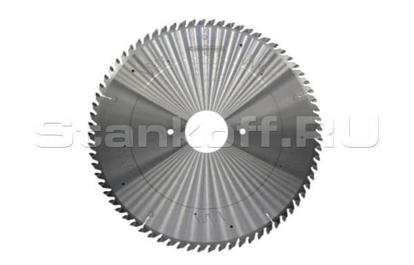 Пила дисковая твердосплавная основная GE 450*75*4,4/3,2 z72 TR-F