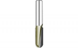 Фреза пазовая круглый нос (пальчиковая) R=6,35 S=8 D=12,7x15,9 ARDEN