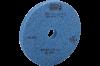 Круг абразивный по металлу для шлифовального станка 200x19x31,75A35A46H7V44 40m/s (JPSG-1020AH) синий