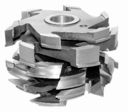 Комплект фрез для изготовления дверей с остеклением (с термошвом) ДФ-04.08 (остекление), ДФ-04.09 (остекление)