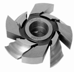 Комплект фрез для изготовления дверного штапика ДФ-01.25