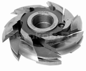 Комплект фрез для изготовления обшивочной доски (евровагонки) ДФ-14.15, ДФ-14.16