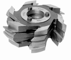 Комплект фрез для изготовления обшивочной доски (вагонки) ДФ-14.18, ДФ-14.63, ДФ-14.59