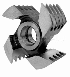 Комплект фрез для изготовления оконного штапика ДФ-01.06.01