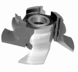 Комплект фрез для изготовления поручней перил ДФ-17.01