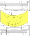 Комплект фрез для изготовления стенового бруса BH-31