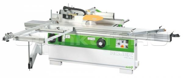 Комбинированный пятиоперационный станок KPSN-400A