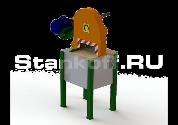 Торцовочный станок маятникового типа Алтай-ТМ-220