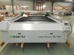 Лазерный гравировальный станок с ЧПУ LaserStream WL 1625