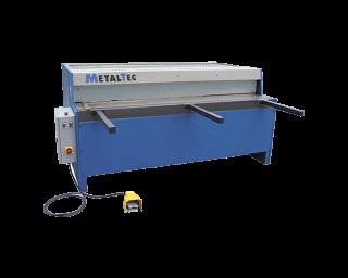 Электромеханическая гильотина MetalTec GS 2050-3E