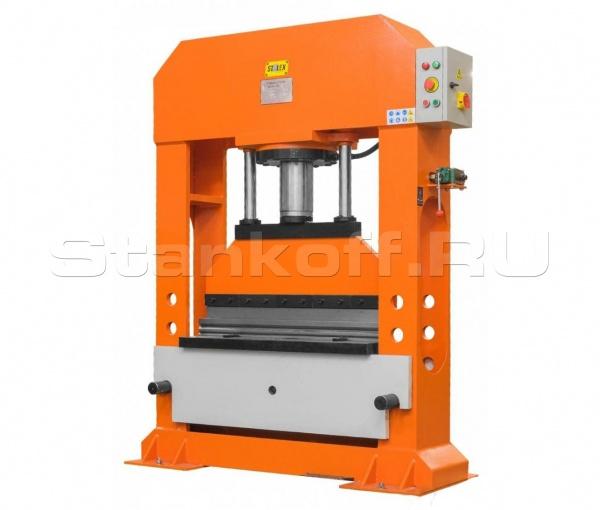Пресс гидравлический напольный HPB-1500