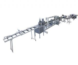 Автоматическая линия беспрерывного сращивания ЛБСА 001-200