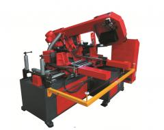 Автоматический ленточнопильный станок KMT 340 WOS - PLC