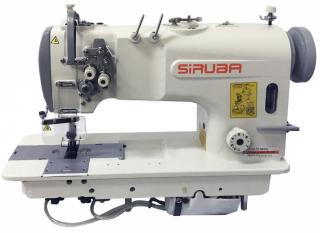 Двухигольная промышленная швейная машина SIRUBA T8200-72-064HL