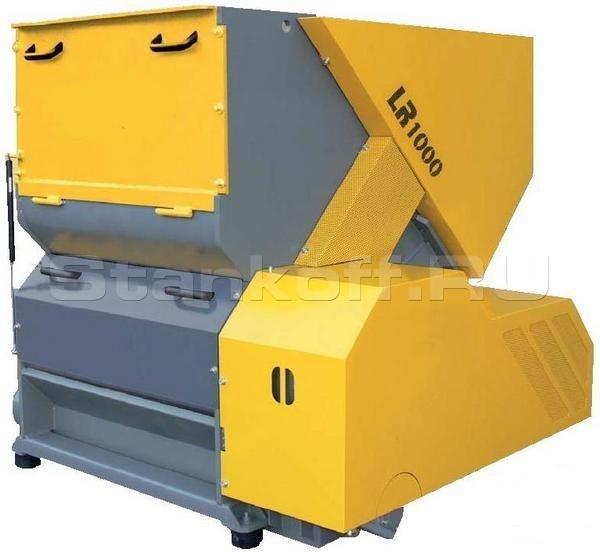 Шредер для измельчения древесных отходов LR1000