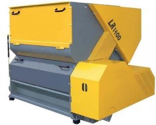 Древесный шредер для измельчения отходов LR1400