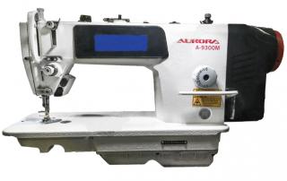 Прямострочная промышленная швейная машина Aurora A-9300М
